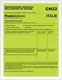 MODULO SEGUIMI POSTE ITALIANE SCARICA