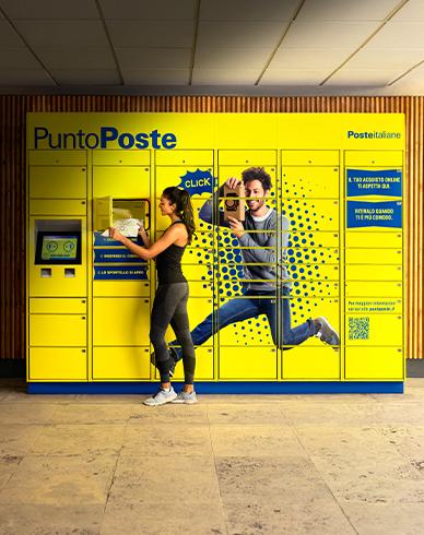 Poste Delivery: portiamo il mondo nelle tue mani.
